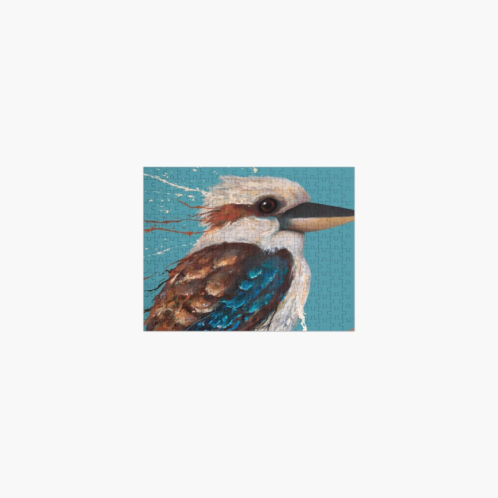 Kookaburra Jigsaw Puzzle