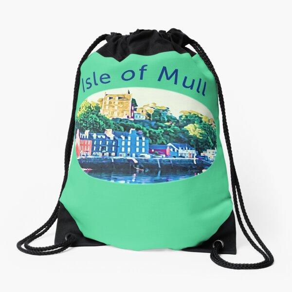 Isle of Mull Drawstring Bag