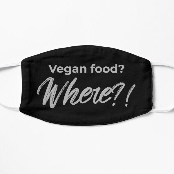 Vegan Food? Where? Mask