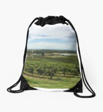 Winery Drawstring Bag