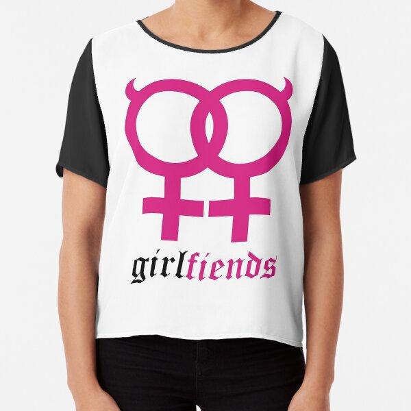 Girl Fiends Chiffon Top