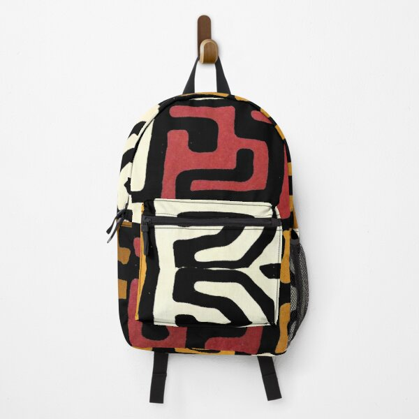 African Mudcloth Backpack