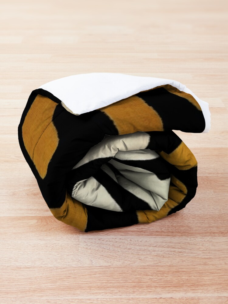 Alternate view of African Mudcloth Comforter
