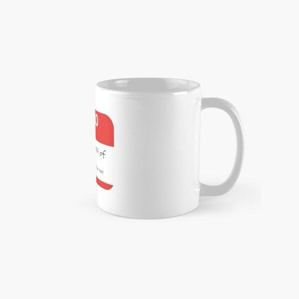 Misery Business Classic Mug
