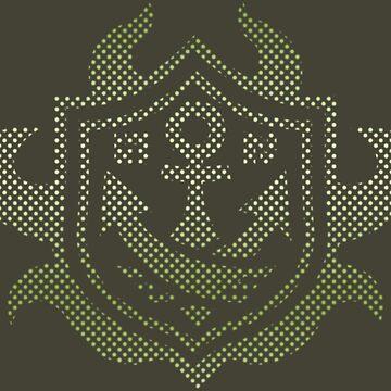 Splatoon Inspired: Lime Ranked Battle Icon by kajatta