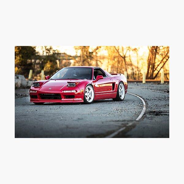 Acura NSX Photographic Print