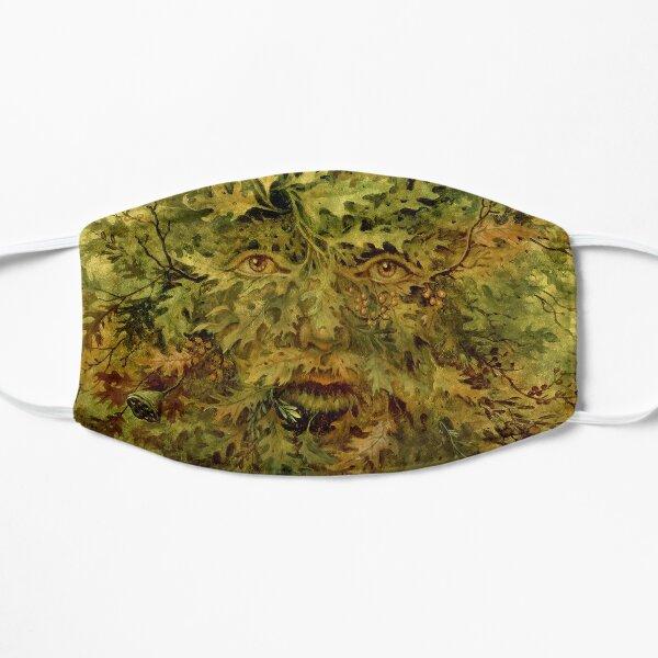 The Green Man  Flat Mask