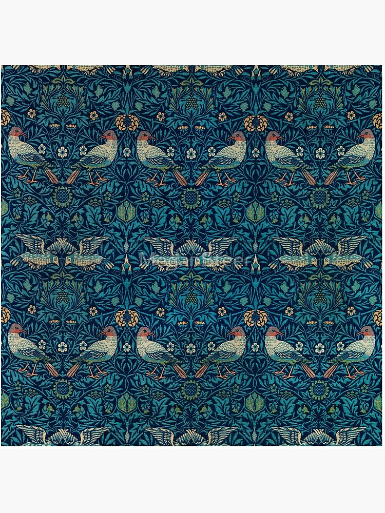 Bird by William Morris, 1878 by MeganSteer