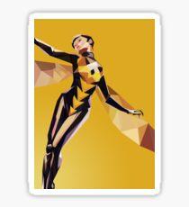 Wasp Sticker