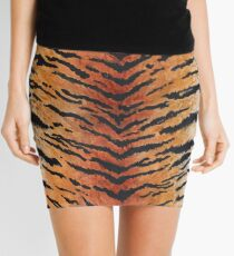 Tiger Tiger Mini Skirt