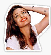 Angelina Jolie Sticker