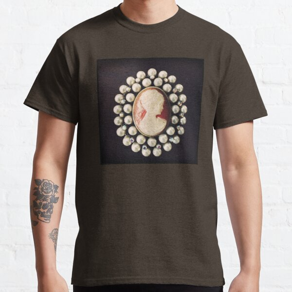 Classic Vintage Cameo - Art Photo - Jewelry Inspired Gift Classic T-Shirt