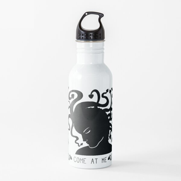 Don't Mess With Medusa Water Bottle