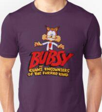 Bubsy (SNES) Title Screen Unisex T-Shirt