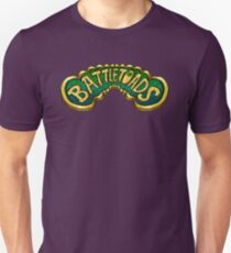 Battletoads (NES) Title Screen T-Shirt