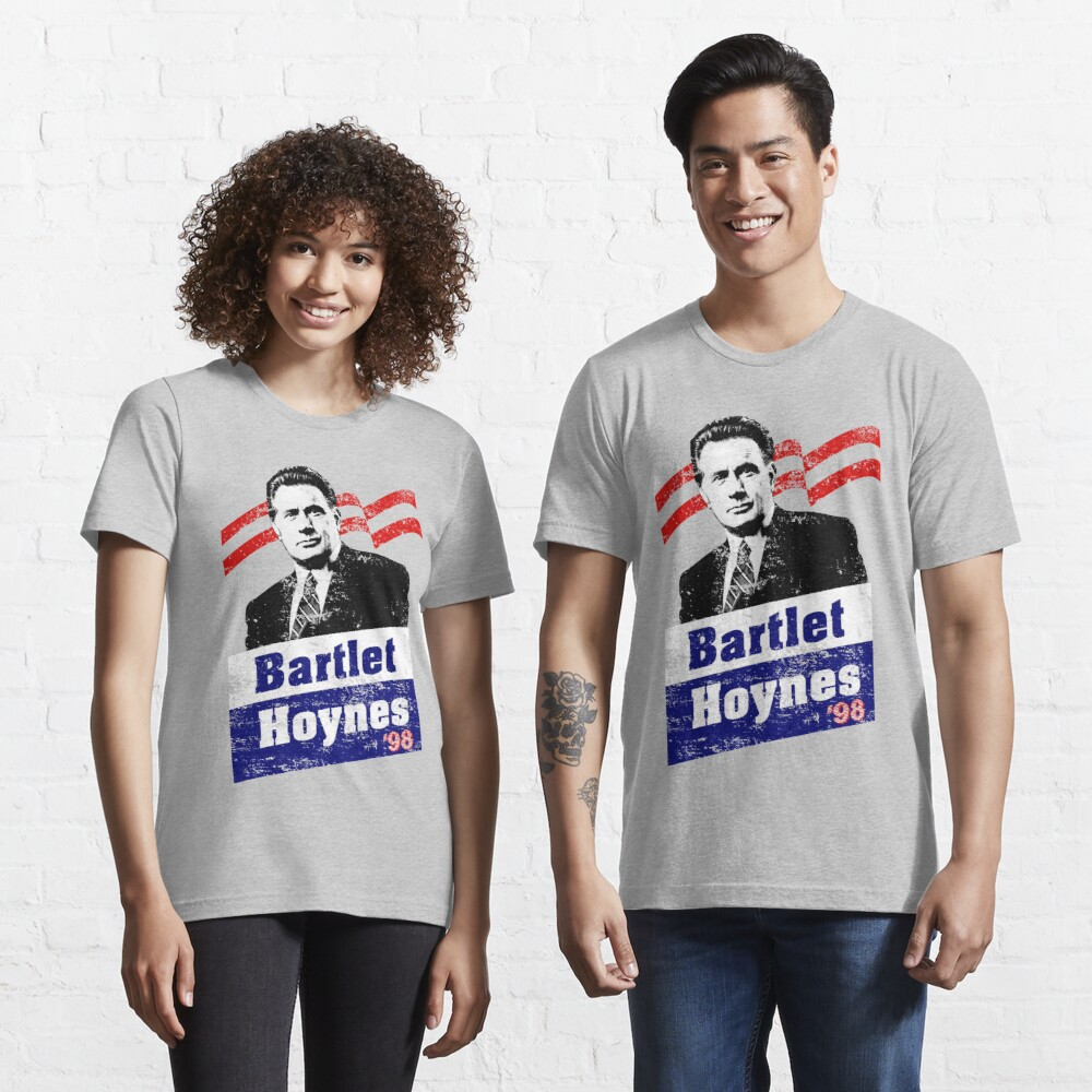Bartlet/Hoynes '98 - West Wing Campaign T-Shirt Essential T-Shirt