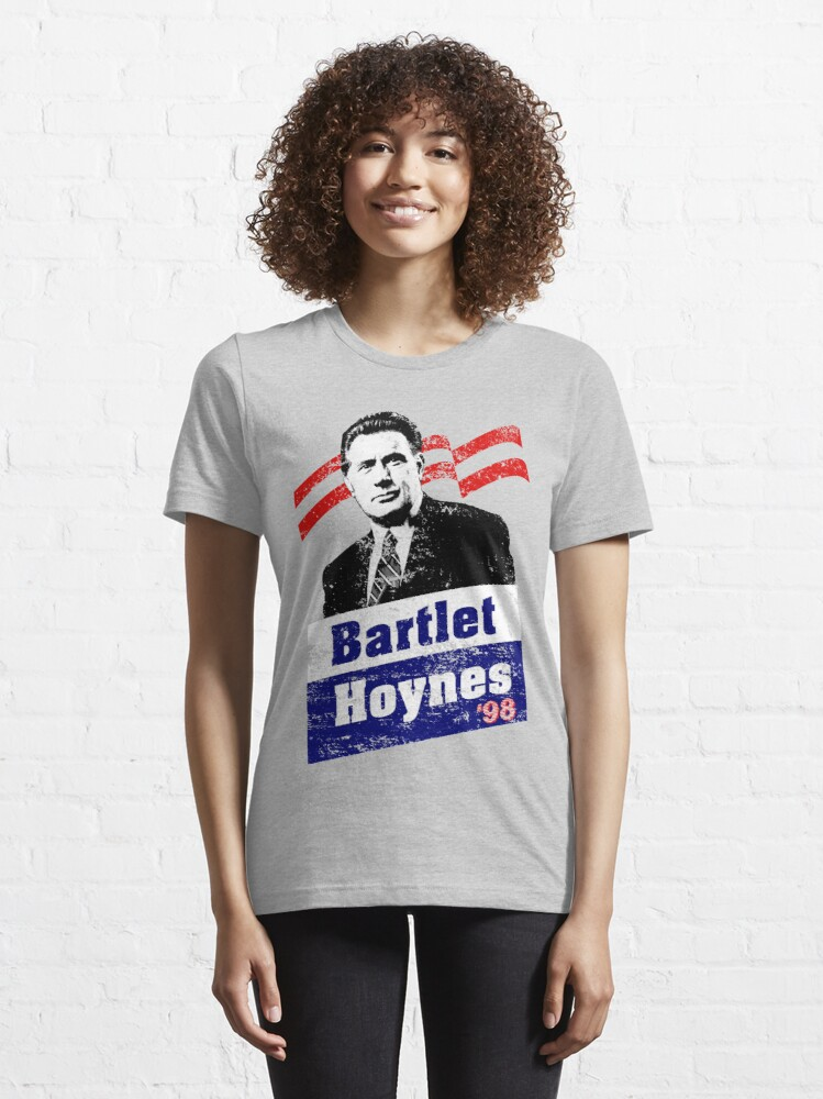Alternate view of Bartlet/Hoynes '98 - West Wing Campaign T-Shirt Essential T-Shirt