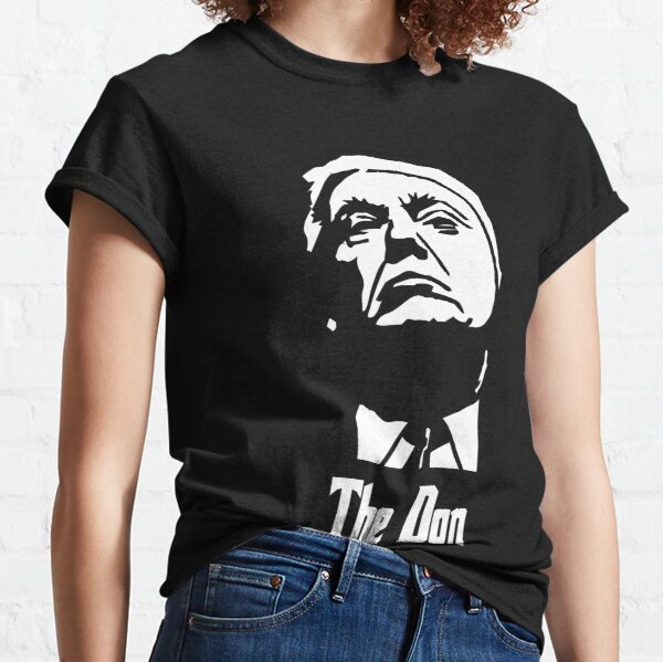 Donald Trump The Don Godfather 2020 Presidential Election Classic T-Shirt