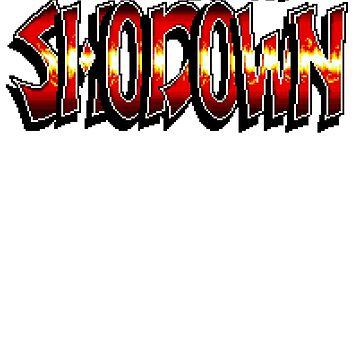 Samurai Showdown (Snes) title Screen  by AvalancheShirts