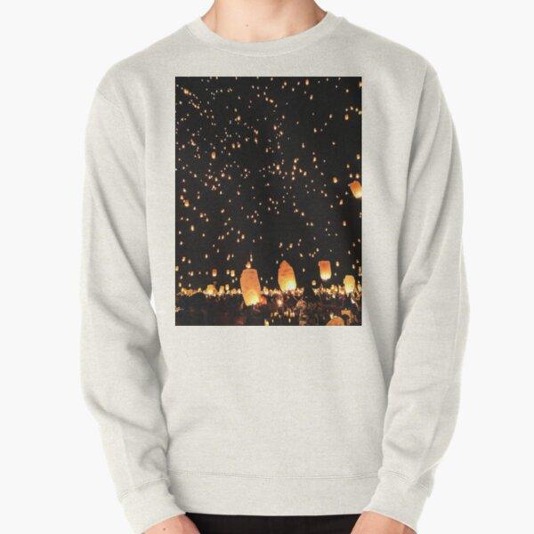 Lanterns Life Celebration Pullover Sweatshirt