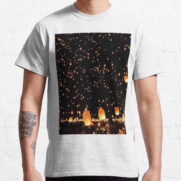 Lanterns Life Celebration Classic T-Shirt