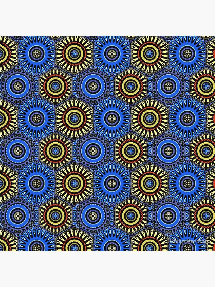 Modern Abstract Pattern Design 499 by prestonphoto
