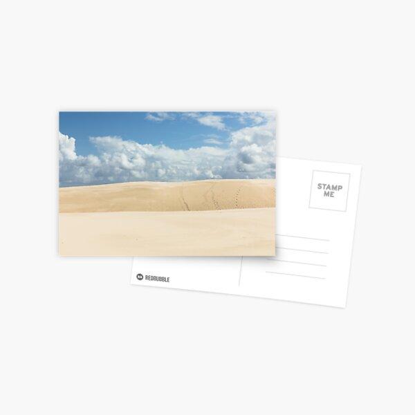 Hawks Nest Dunes Postcard