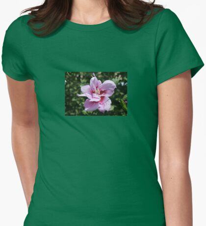 Double Headed Marsh Mallow Althaea Officinalis T-Shirt