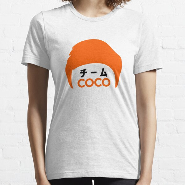 Team COCO (Kanji) Essential T-Shirt