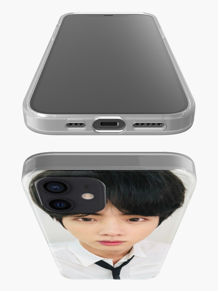 Alternate view of BTS JIN SELCA 181122 (the cursed jin cup) iPhone Case & Cover