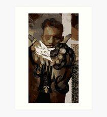 Dorian Tarot Card 1 Art Print