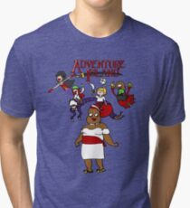 Adventure Island Tri-blend T-Shirt