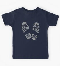 Step by step - tough soldier Kids Clothes