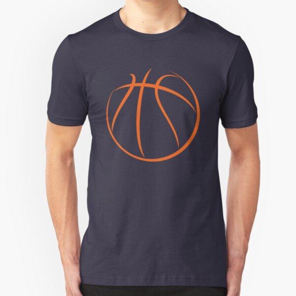 Basketball Slim Fit T-Shirt