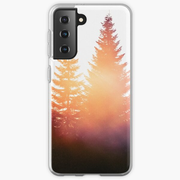 Morning Glory Samsung Galaxy Soft Case