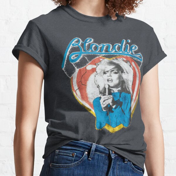 Blondie Distressed Design Classic T-Shirt