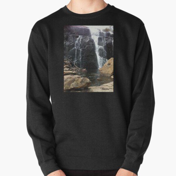 Grampian Waterfall MacKenzie Falls Victoria Australia Pullover Sweatshirt