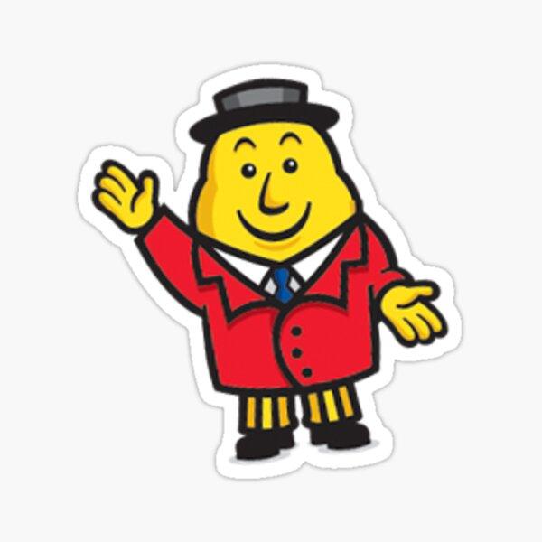 Mr Tayto Sticker