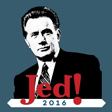 Jeb! Ahh.. I Mean JED! by heymarnold