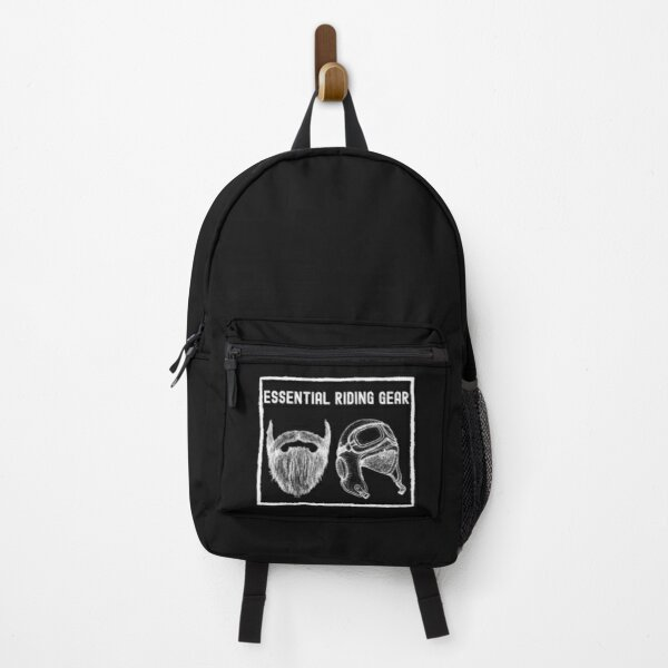 Essential Riding Gear Backpack