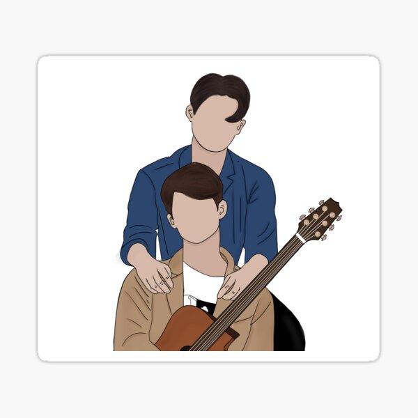 2gether: La série - เพราะ เรา คู่ กัน Sticker