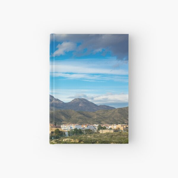 The mountains to the west Hardcover Journal