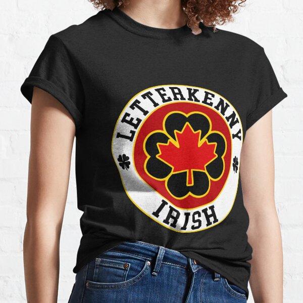 Letterkenny Irish Shoresy Man's Handsome Classic T-Shirt