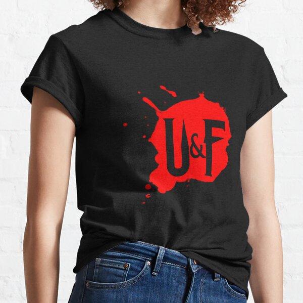 UF Blood Splash Classic T-Shirt