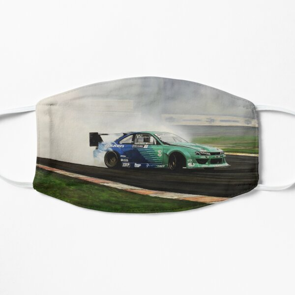 James Deane Drift Car Mask