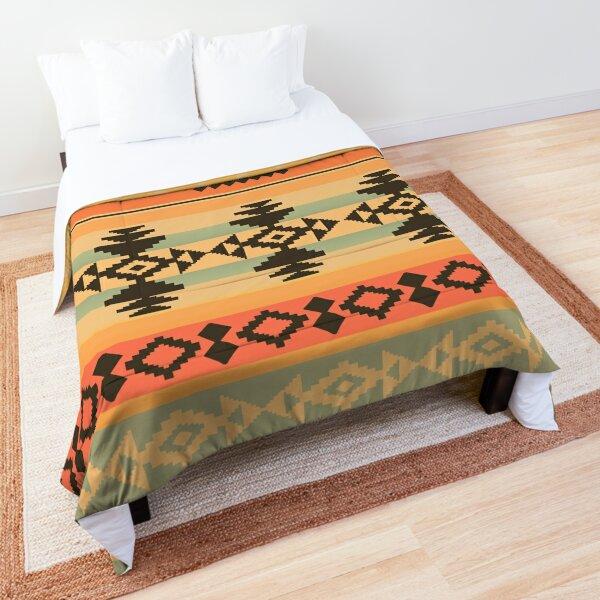 The Desert Eagle | Native American Pattern Comforter