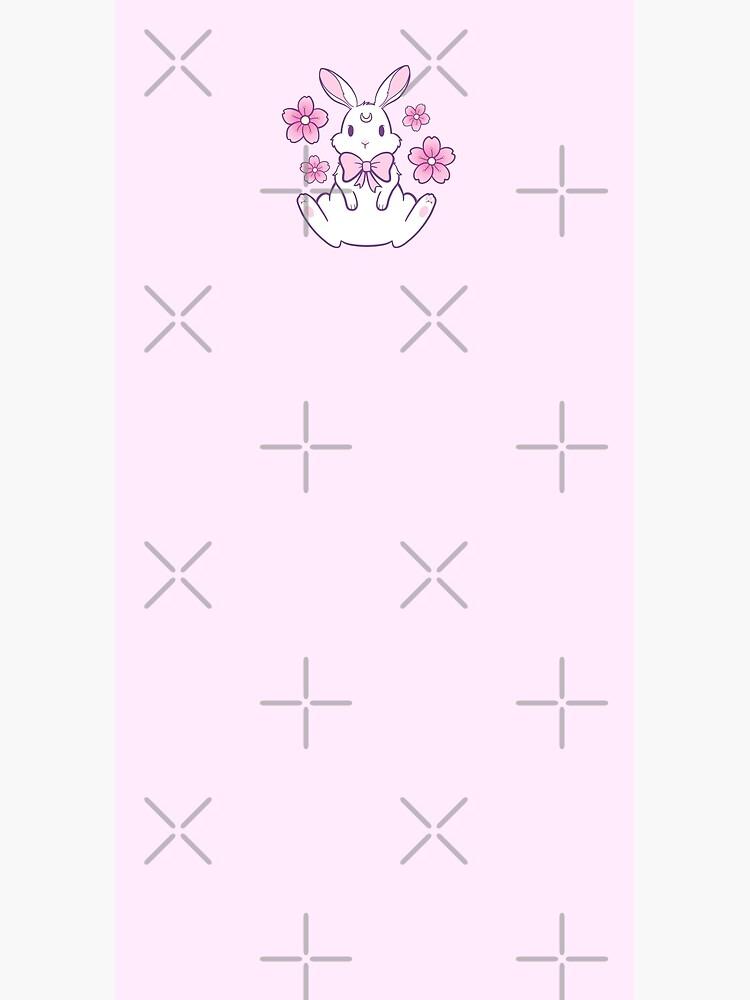 Sakura Bunny 02 by nikury