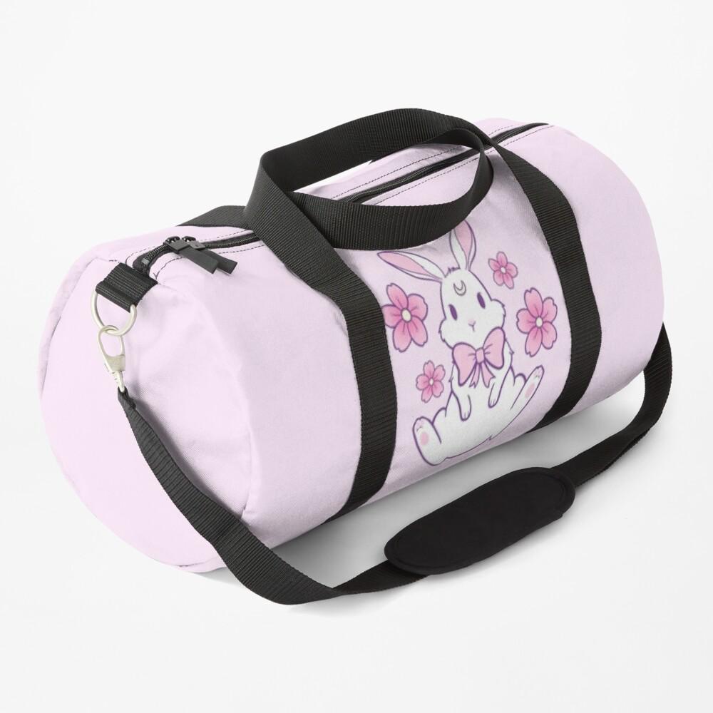 Sakura Bunny 02 Duffle Bag