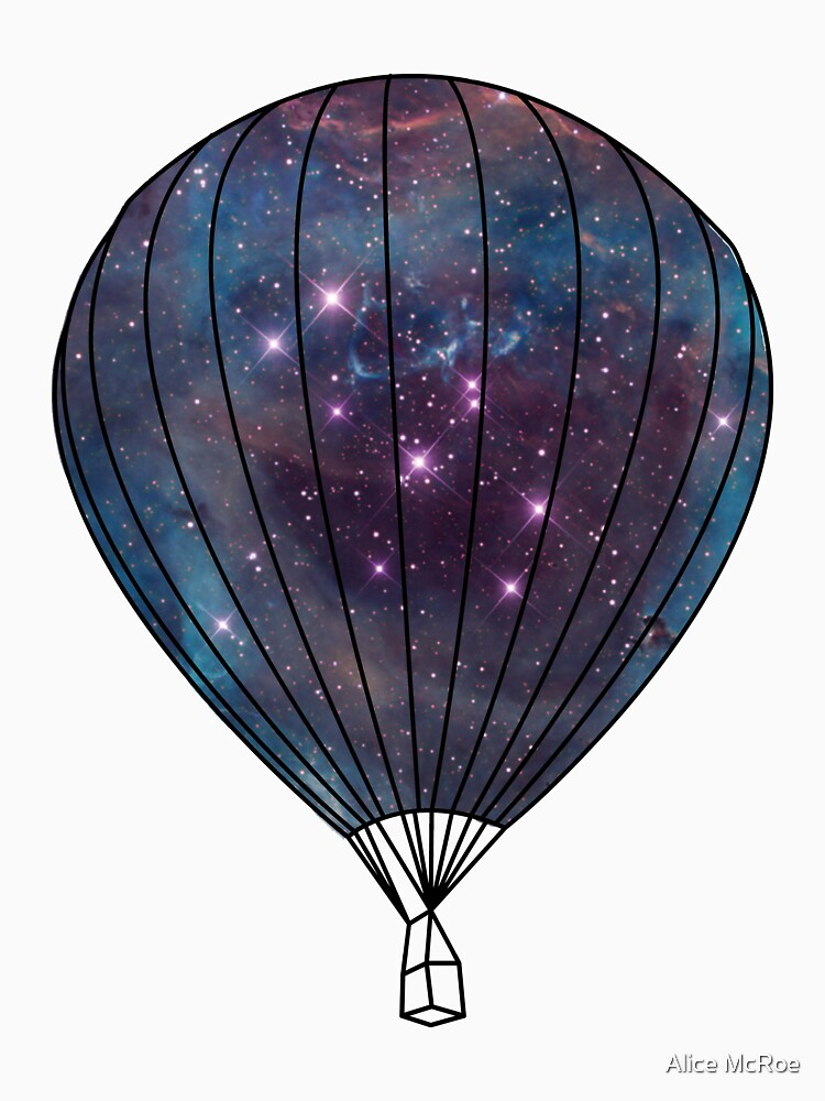 Galaxy Balloon | Unisex T-Shirt