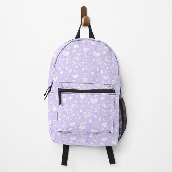 Herb Witch // Purple Pastel | Nikury Backpack